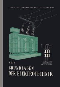 Cover Grundlagen der Elektrotechnik