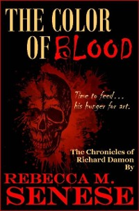 Cover Color of Blood: The Chonicles of Richard Damon