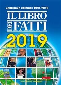 Cover Il Libro dei Fatti 2019