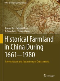 Cover Historical Farmland in China During 1661-1980