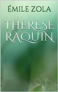 Cover Thérèse Raquin