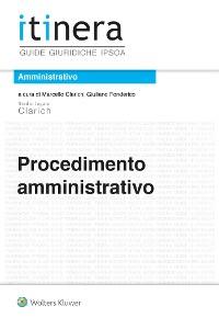 Cover Procedimento amministrativo