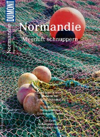 Cover DuMont Bildatlas Normandie
