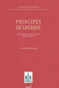 Cover Principes de logique