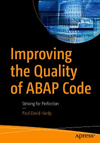 Cover Improving the Quality of ABAP Code
