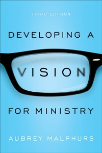Cover Developing a Vision for Ministry