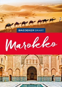 Cover Baedeker SMART Reiseführer Marokko