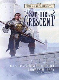 Cover The Sapphire Crescent