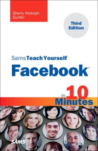 Cover Sams Teach Yourself Facebook in 10 Minutes