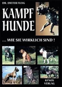 Cover Kampfhunde... wie sie wirklich sind!