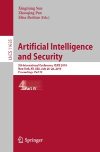 Cover Artificial Intelligence and Security