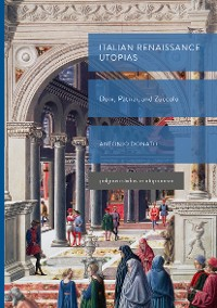 Cover Italian Renaissance Utopias