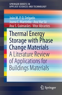 Cover Thermal Energy Storage with Phase Change Materials