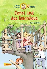 Cover Conni-Erzählbände 35: Conni und das Baumhaus