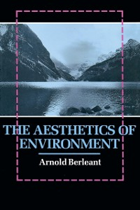 Cover Aesthetics of Environment