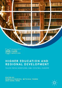 Cover Higher Education and Regional Development