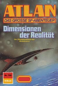 Cover Atlan 780: Dimensionen der Realität
