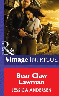 Cover Bear Claw Lawman (Mills & Boon Intrigue) (Bear Claw Creek Crime Lab, Book 10)