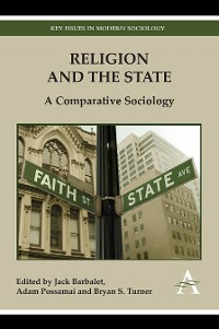 Cover Religion and the State