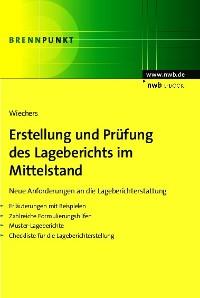 Cover Erstellung und Prüfung des Lageberichts im Mittelstand