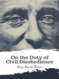 Cover On the Duty of Civil Disobedience