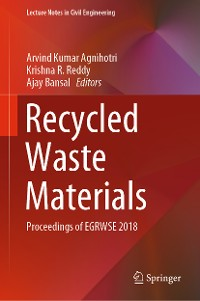 Cover Recycled Waste Materials