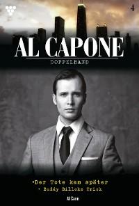 Cover Al Capone Doppelband 4 – Kriminalroman