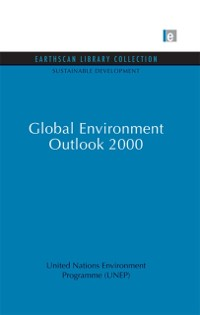 Cover Global Environment Outlook 2000