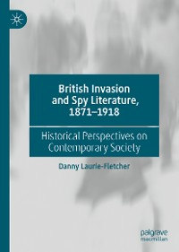 Cover British Invasion and Spy Literature, 1871–1918