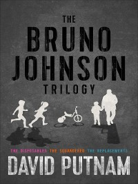 Cover The Bruno Johnson Trilogy