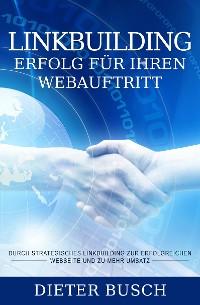 Cover Linkbuilding - Erfolg für Ihren Webauftritt