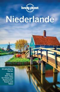 Cover Lonely Planet Niederlande
