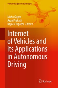 Cover Internet of Vehicles and its Applications in Autonomous Driving