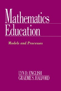 Cover Mathematics Education