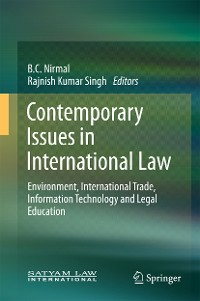 Cover Contemporary Issues in International Law