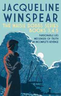 Cover The Maisie Dobbs series - Books 3, 4, 5