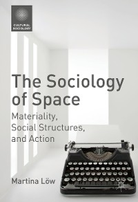 Cover The Sociology of Space