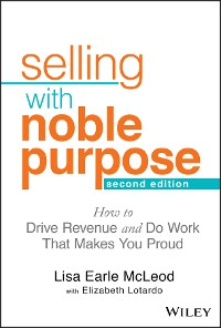 Cover Selling With Noble Purpose