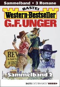 Cover Western-Bestseller Sammelband 2