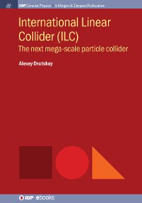 Cover International Linear Collider (ILC)