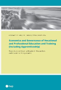 Cover Economics and Governance of Vocational and Professional Education and Training (including Apprenticeship) (E-Book)