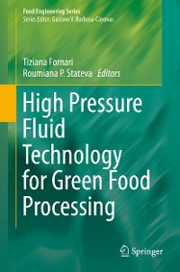 Cover High Pressure Fluid Technology for Green Food Processing