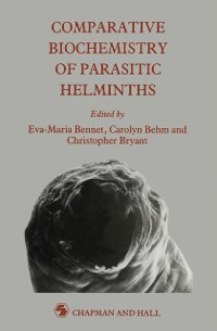 Cover Comparative Biochemistry of Parasitic Helminths