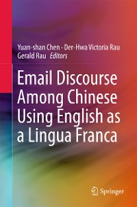 Cover Email Discourse Among Chinese Using English as a Lingua Franca