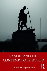 Cover Gandhi and the Contemporary World