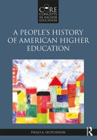 Cover People's History of American Higher Education