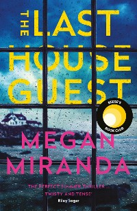 Cover The Last House Guest