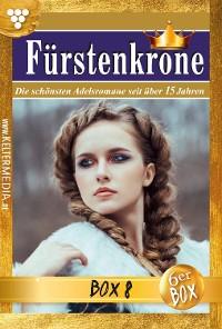 Cover Fürstenkrone Jubiläumsbox 8 - Adelsroman