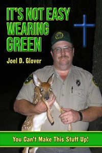 Cover It's Not Easy Wearing Green