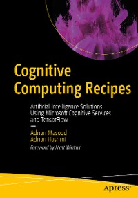 Cover Cognitive Computing Recipes